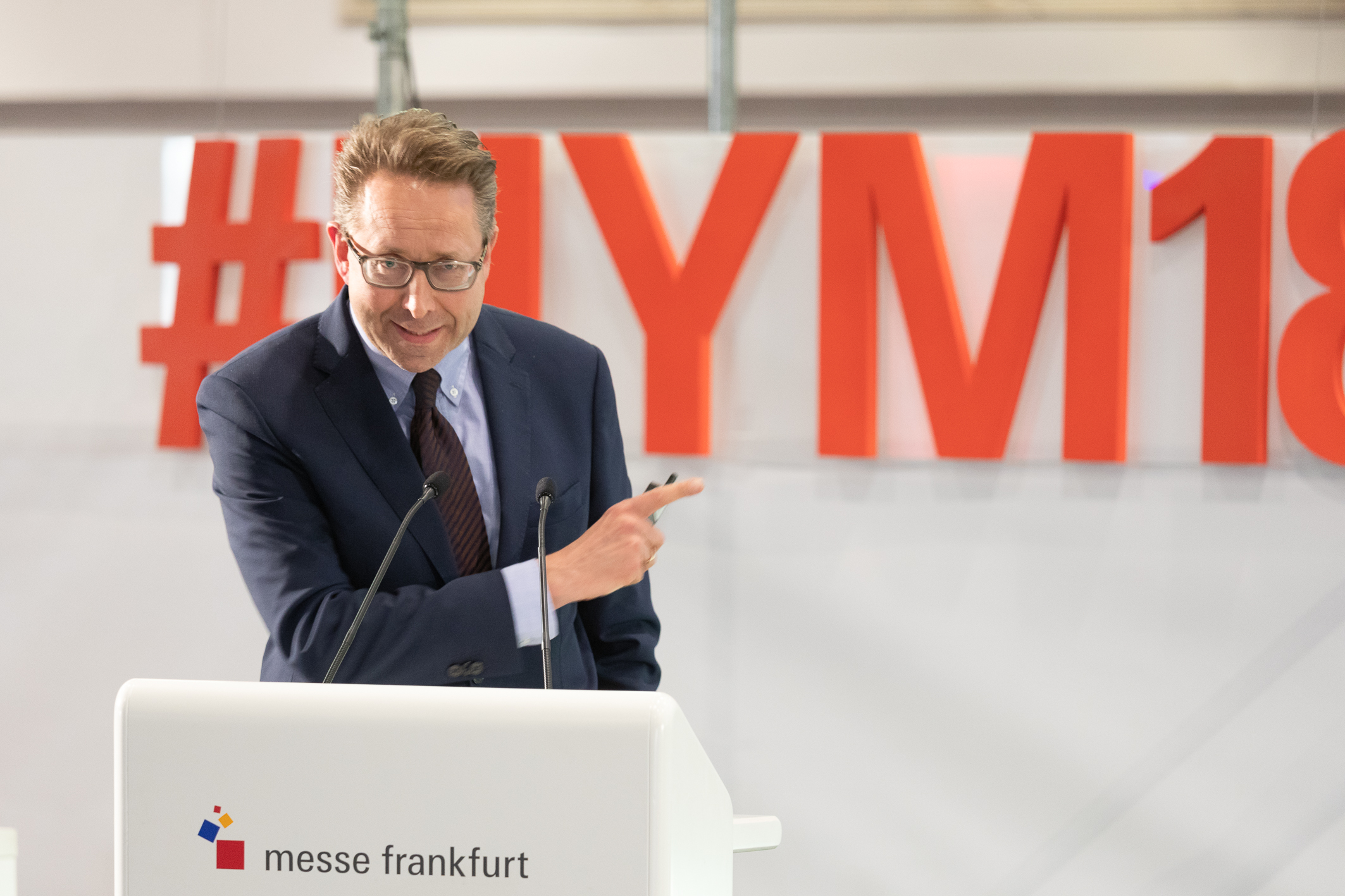 MESSE FRANKFURT HYPERMOTION 2018