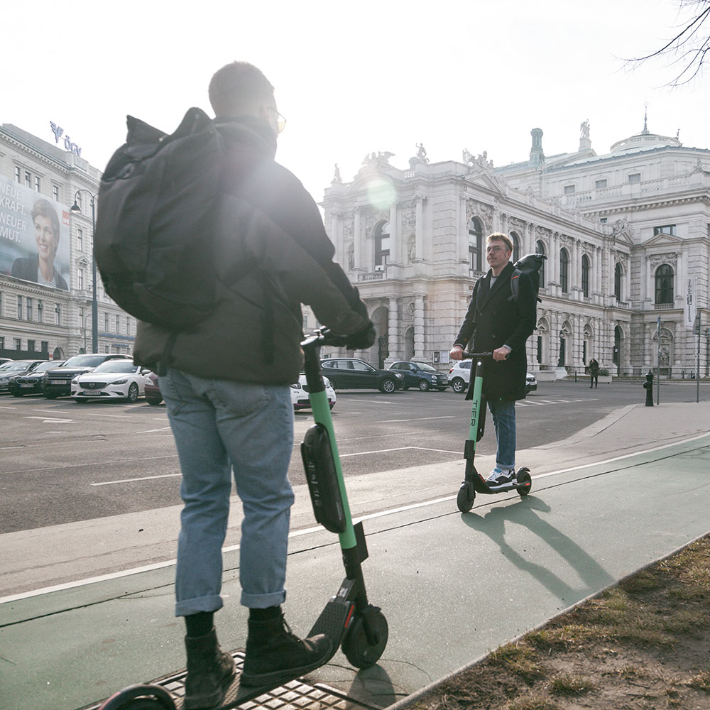 Micromobility: e-scooters