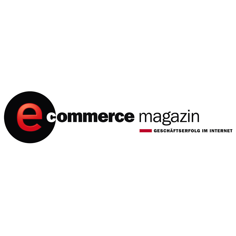 Logo E-Commerce magazin