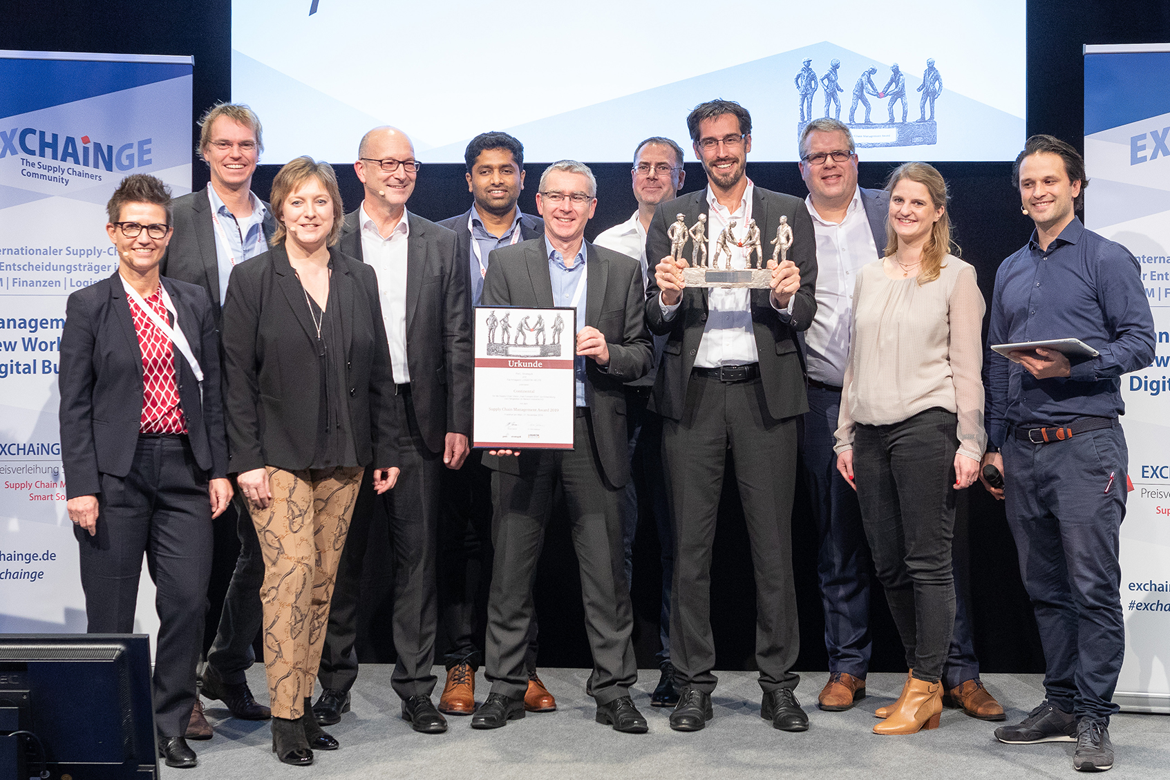 Supply Chain Management Award, Preisträger Continental