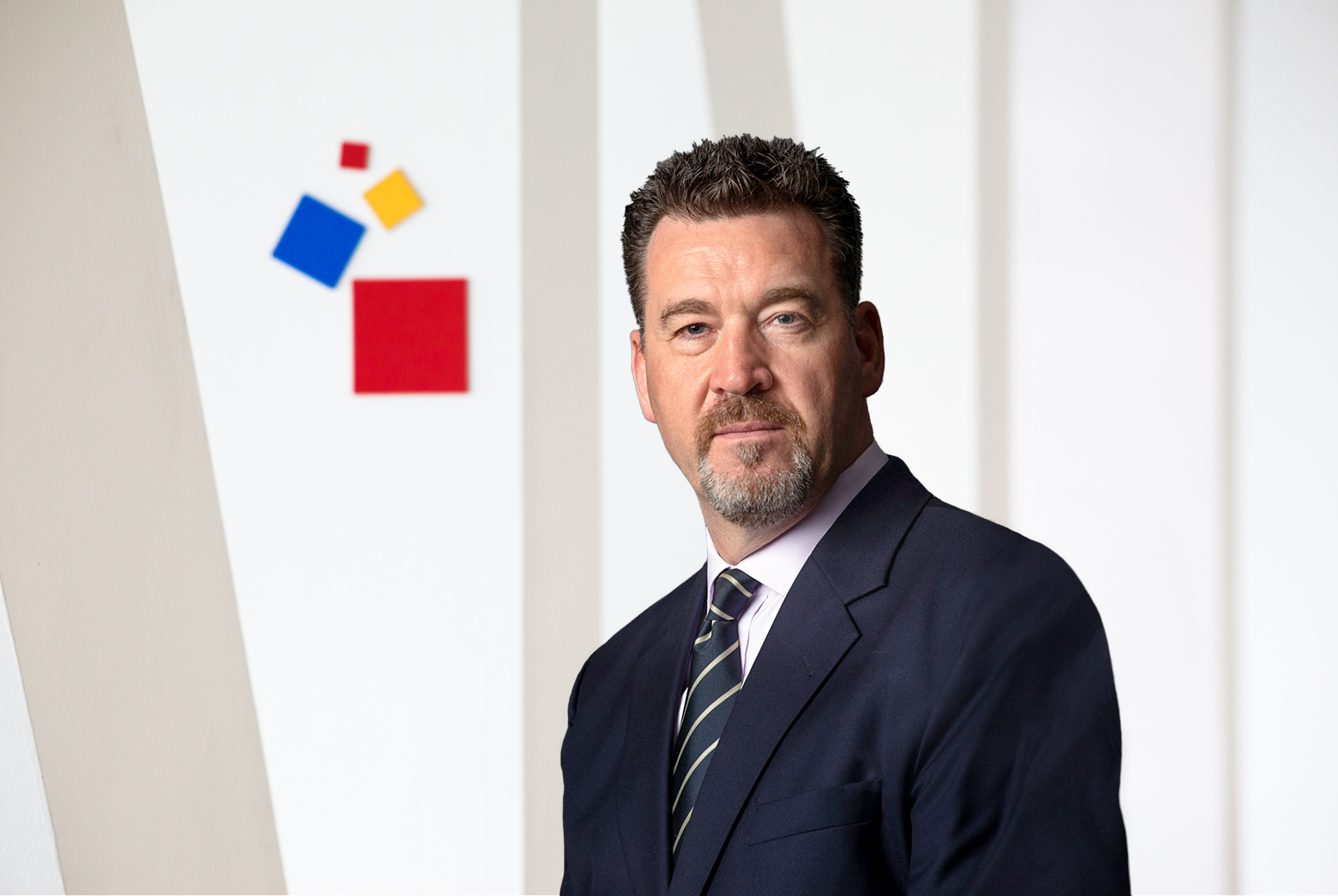 Simon Mellor, CEO of Messe Frankfurt Middle East