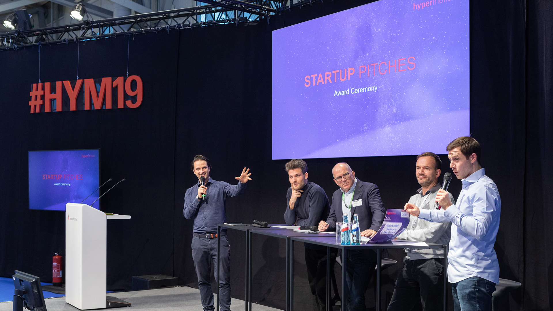 Start-up Pitches