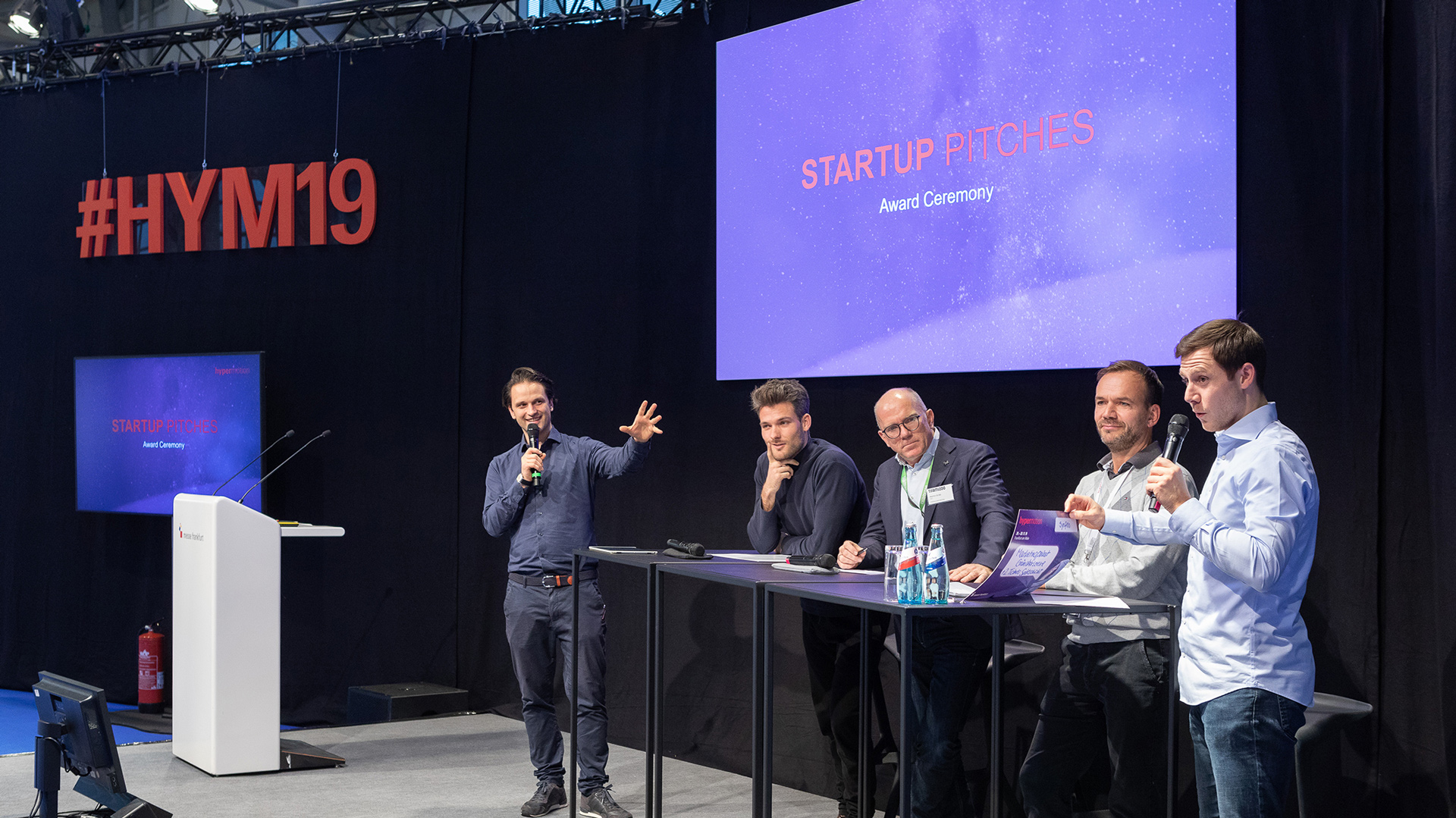 Start-up Pitch
